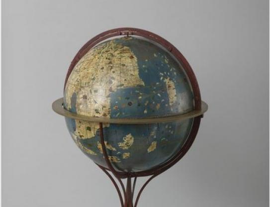 Globe terrestre de Martin Behaim Reproduction en fac-similé