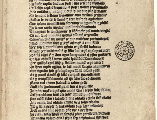 Les Livres Xylographiques Bnf Site Institutionnel