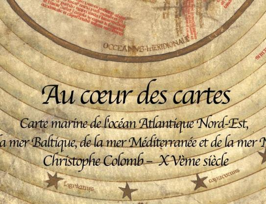 La carte dite de Christophe Colomb (1488-1492)