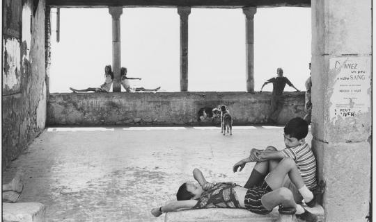 Henri Cartier-Bresson – Le Grand Jeu
