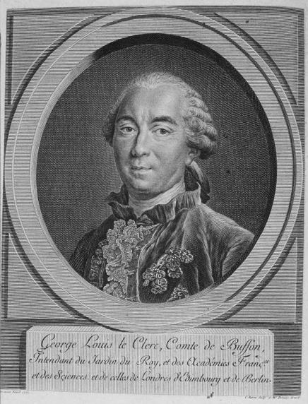 Georges Louis Le Clerc, Comte de Buffon